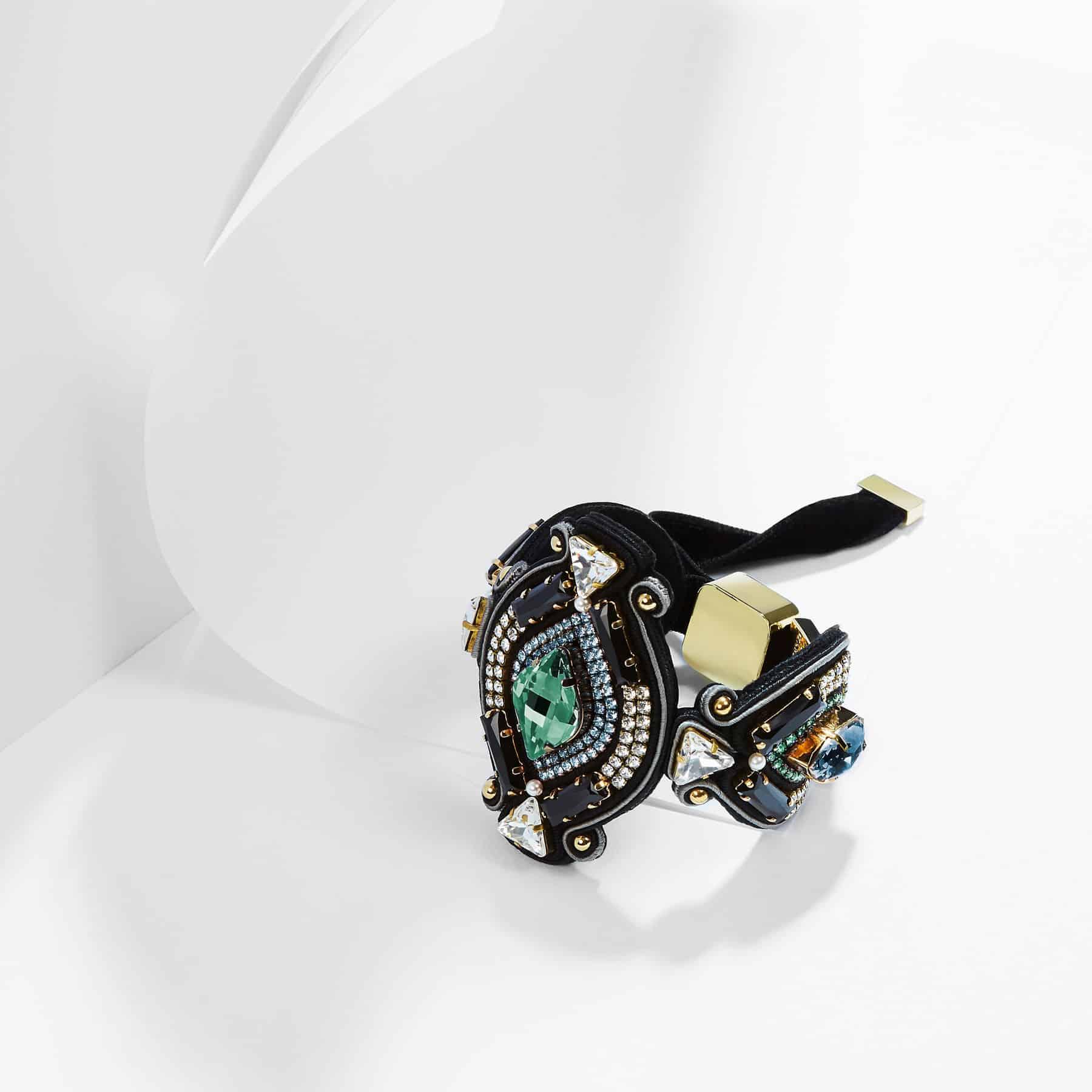 Green Alexandrite Bracelet