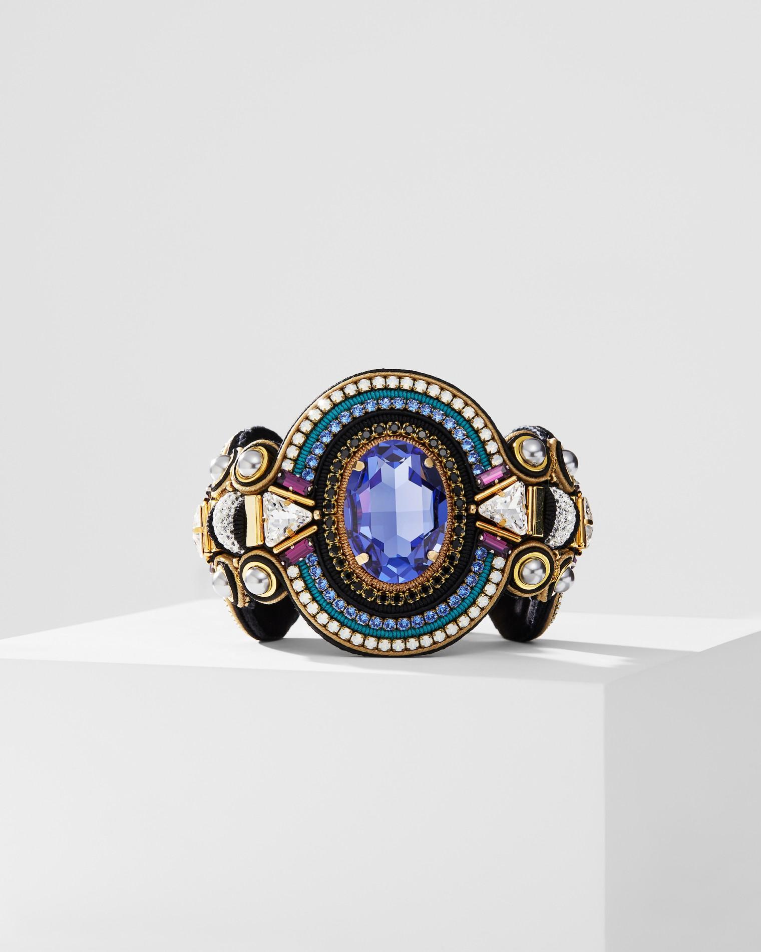Tanzanite Stone Bracelet