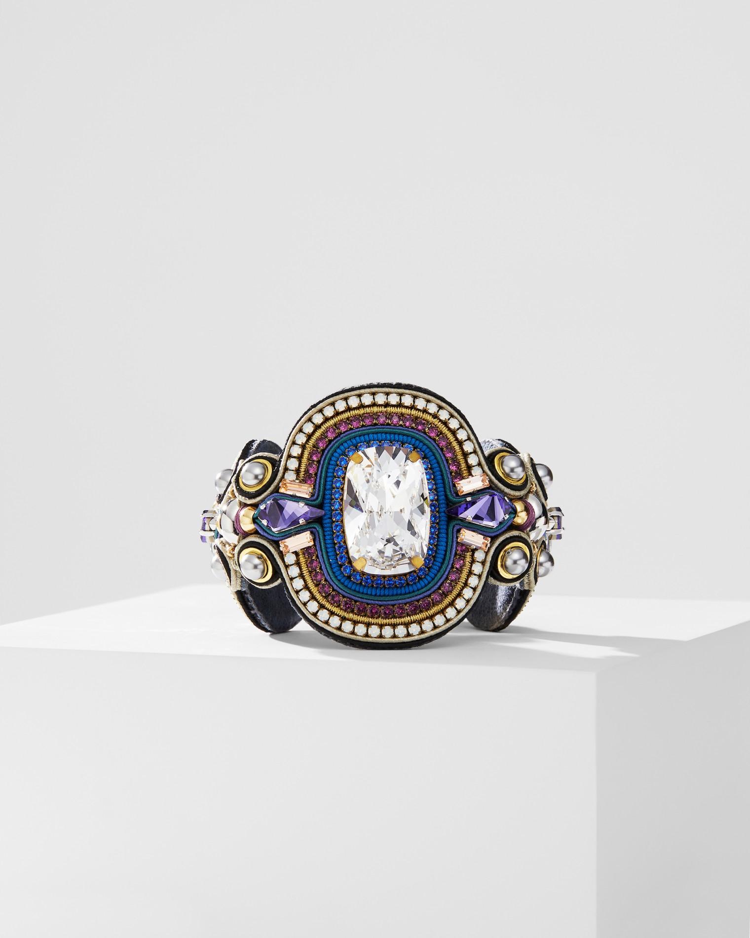 Cobalt Frost Bracelet